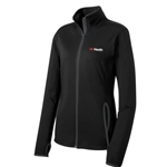 ULH100/LST853<br>Sport Tek Ladies Stretch Full Zip Jacket